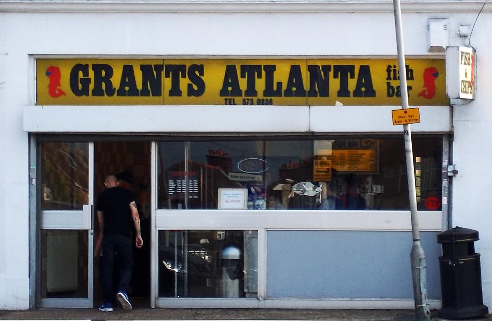 2016-08-28 Grants Atlanta Fish Bar Hayes
