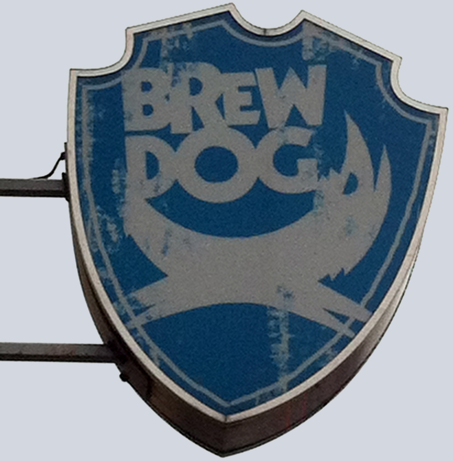 brew-dog-shepherds-bush-sign